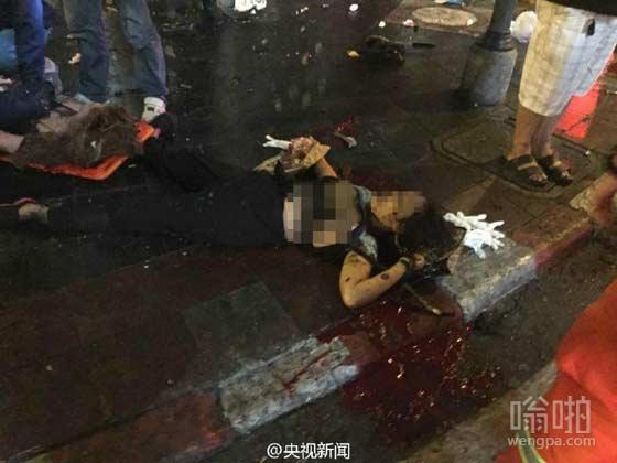 泰国曼谷附近发生爆炸 至少27人遇难 包括2名中国人
