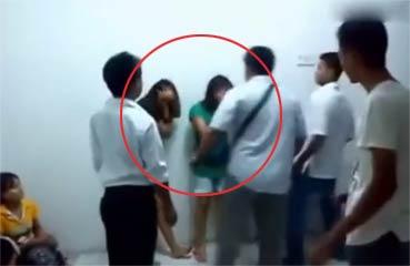 传销组织内部视频偷拍 多名女子被围殴 惨无人道!
