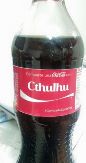 让我们一起分享可口可乐