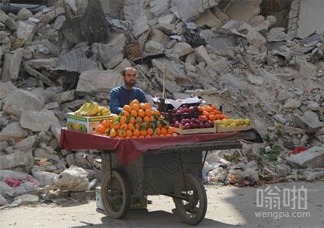 叙利亚的生活必须继续