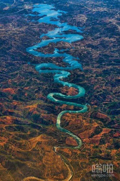 葡萄牙青龙河