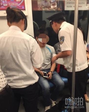 南京地铁喝饮料遭罚款 地铁难道不让喝水了么