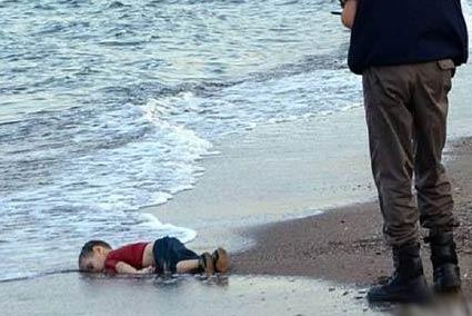一张令世界沉默的照片