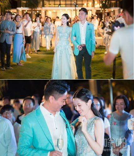 刘强东章泽天十一澳洲大婚 现场图流出