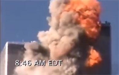 美国封了多年的911现场视频曝光,太震撼了