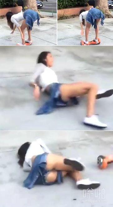 妹子摔倒,到底是扶还是不扶