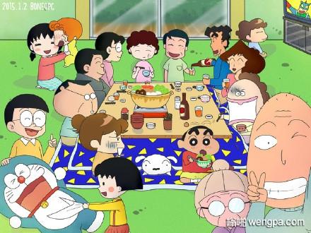 家人的陪伴才是最大的幸福