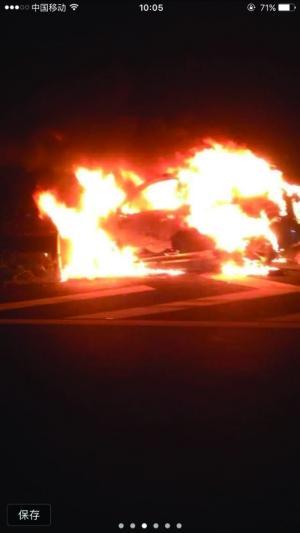 小伙吴晨嘉高速路砸车救一家三口 几秒后车子爆炸