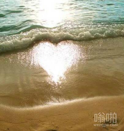 浪漫的海滩 然而并没有卵用
