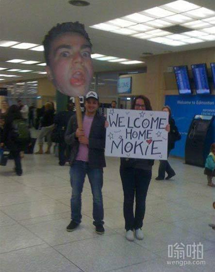 如何在机场最快的接到人