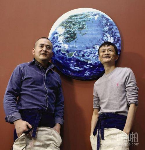 马云油画拍卖 宁波买家3600万港币拿下