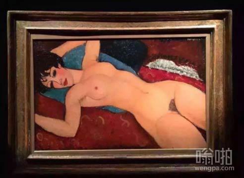 刘益谦10亿拍下《裸女》 盘点刘益谦惊人的艺术收藏