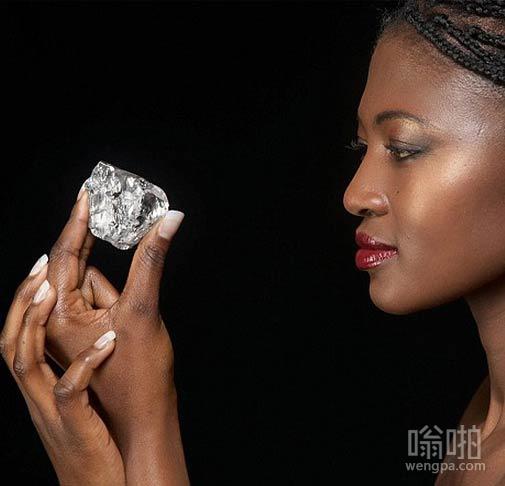切割钻石之最 第20届世界上最大的切割钻石