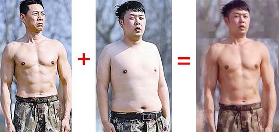 """这就是为什么""""杜海涛晒健身照""""也能上百度热搜词的原因"""
