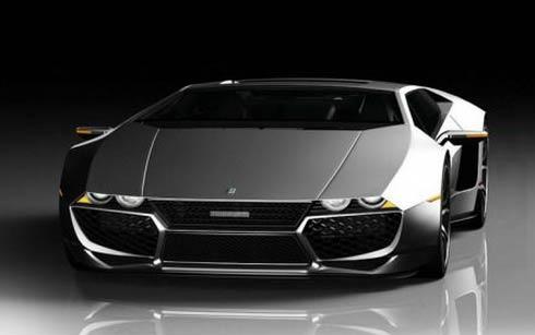 新款德罗宁(DeLorean)概念车