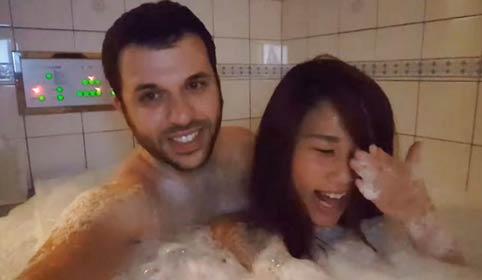 外国男子16个月泡尽亚洲妞!还拍视频来炫耀