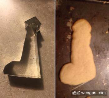 想烤些圣诞灯塔饼干