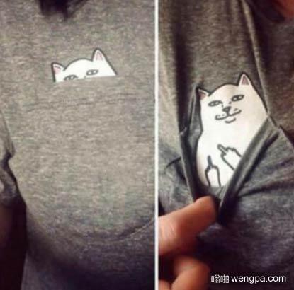可爱创意t恤  50一件快来买