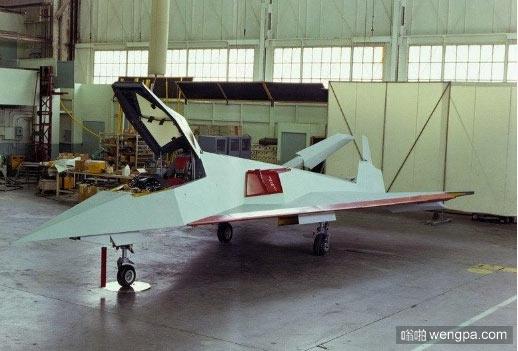 """洛马公司神秘的""""臭鼬""""工厂 产品包括U-2、F-117、F-22、F-35"""