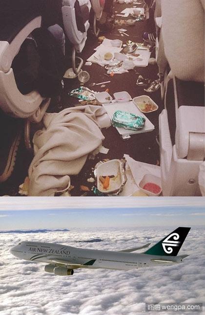 """东京飞往奥克兰的NZ90航班遭遇强气流""""极端颠簸"""""""