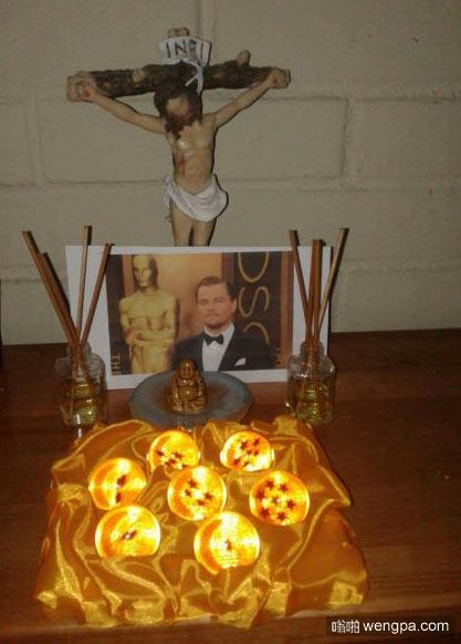 粉丝也是操碎了心... 奥斯卡颁奖礼 小李子或封影帝 - 嗡啪娱乐