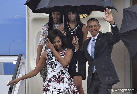 """奥巴马访问古巴 """"系铃人""""卡斯特罗为何不见?"""