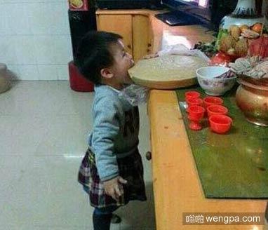宝宝饿了 宝宝要吃
