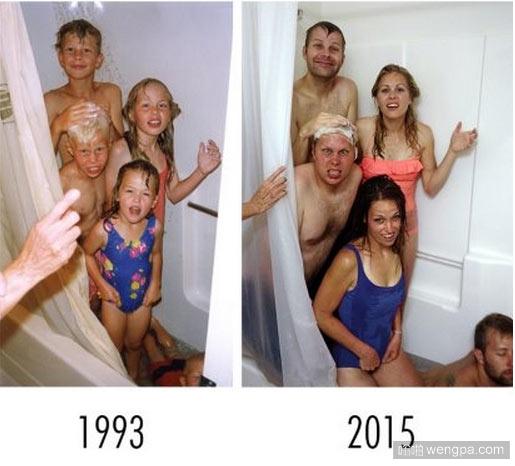 20年后咱能不能也重拍一组这样的照片