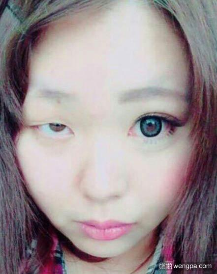 日本化妆造型 - 嗡啪搞笑图片