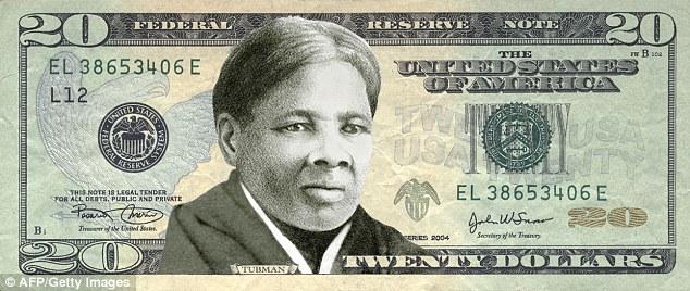 首位奴隶出身黑人女性头像登上20美元_塔布曼_简介-嗡啪网