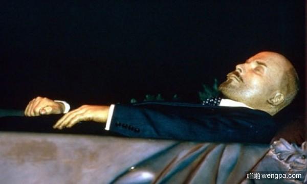 活着的人:世界著名干尸大全