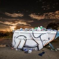 大象街头艺术在南非的村庄让人们看到希望
