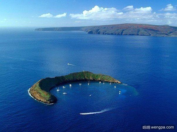茂宜岛 夏威夷群岛第二大岛