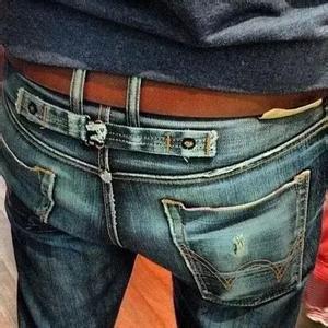 【内涵段子】淘宝上买的牛仔裤到了,穿上之后有点小