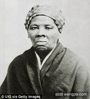 首位奴隶出身黑人女性头像登上20美元