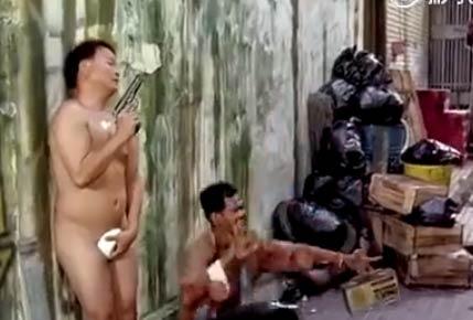 你们感受下一下泰国的警匪片…太污了