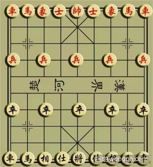 【搞笑段子】今天早上在小区和大爷下象棋,有点紧张