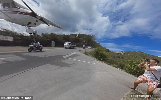 游客试图在世界最危险的机场拍照被撞 盘点世界十大最危险的机场