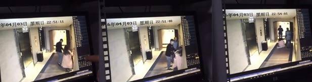 【视频】和颐酒店内女生遇袭 呼救无人管