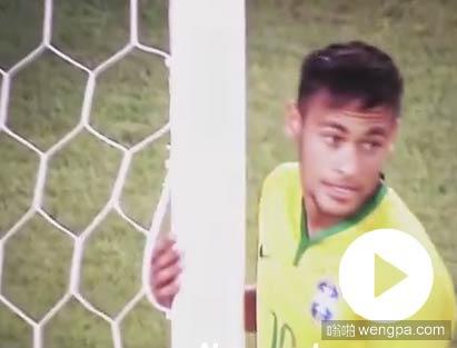 爆笑足球视频 十大搞笑空门不进 - 嗡啪视频