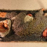 恐怖蛋糕图片:大老鼠