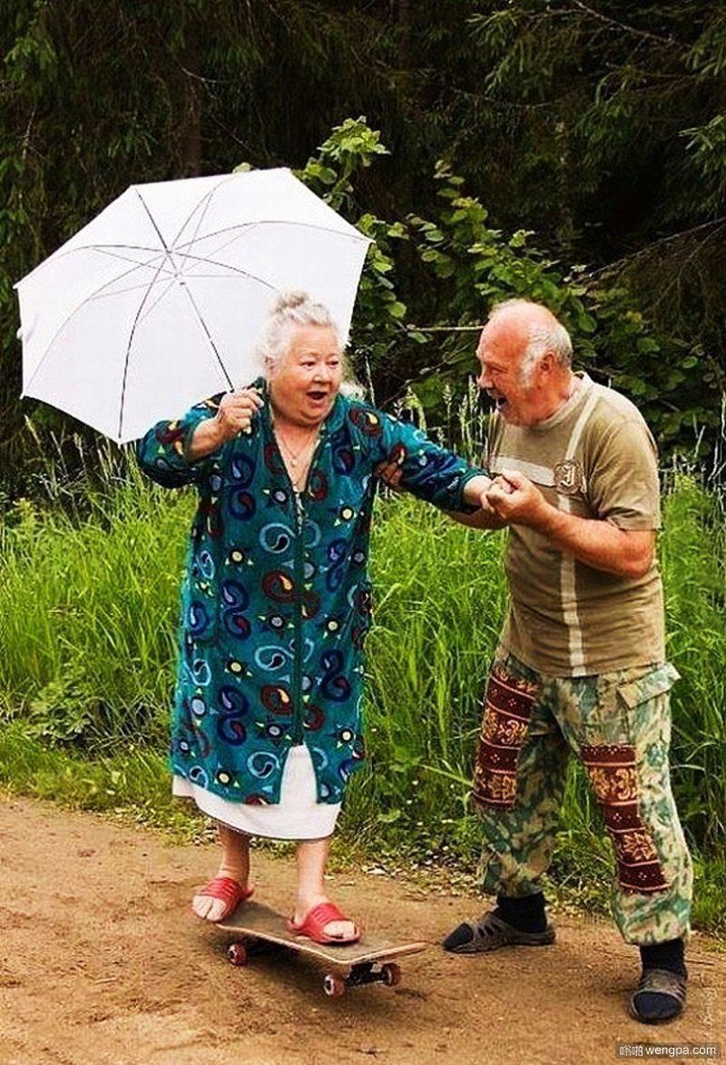 年龄不是障碍