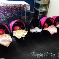 澳洲孕妇产下五胞胎 每天喂奶8次换50片尿布