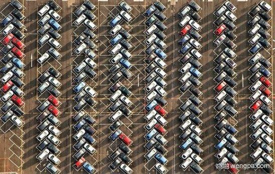 合适的停车位,德国_德国的停车位-嗡啪搞笑图片