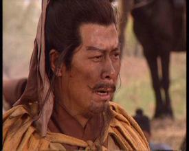 【三国搞笑段子】一日刘备与曹操交战,被包围了,眼看就要全军覆没