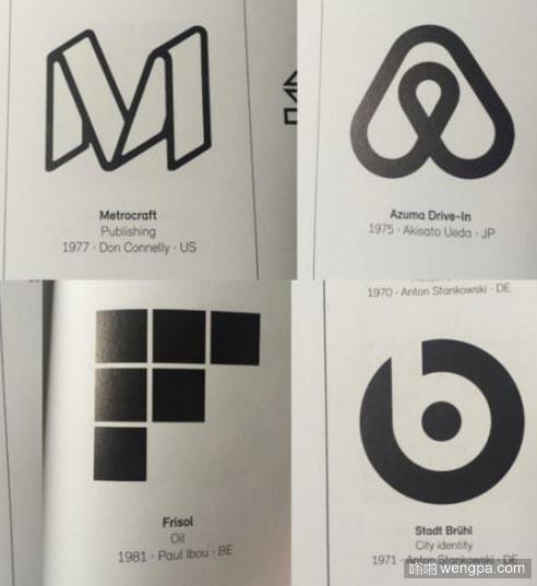著名科技公司logo也抄袭?这些logo不是Medium,Airbnb,Flipboard和Beats