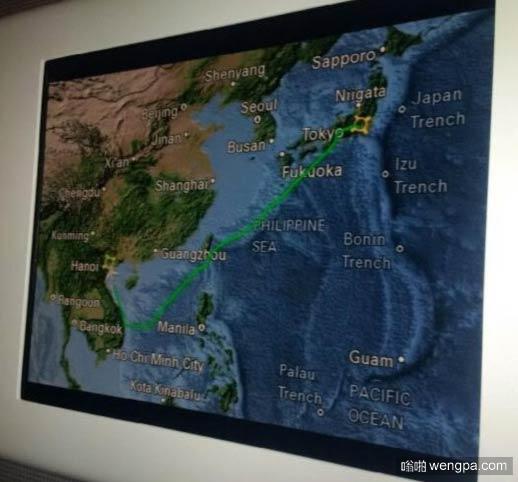 奥巴马乘空军一号访问越南 绕开南海空域飞行
