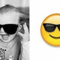 可爱宝宝cosply表情符号