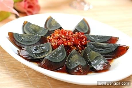 外国人认为最难吃的中国十大美食