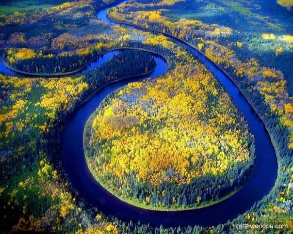 鄂毕河,俄罗斯
